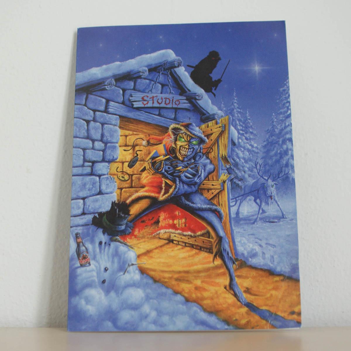 Christmas Card Calendars