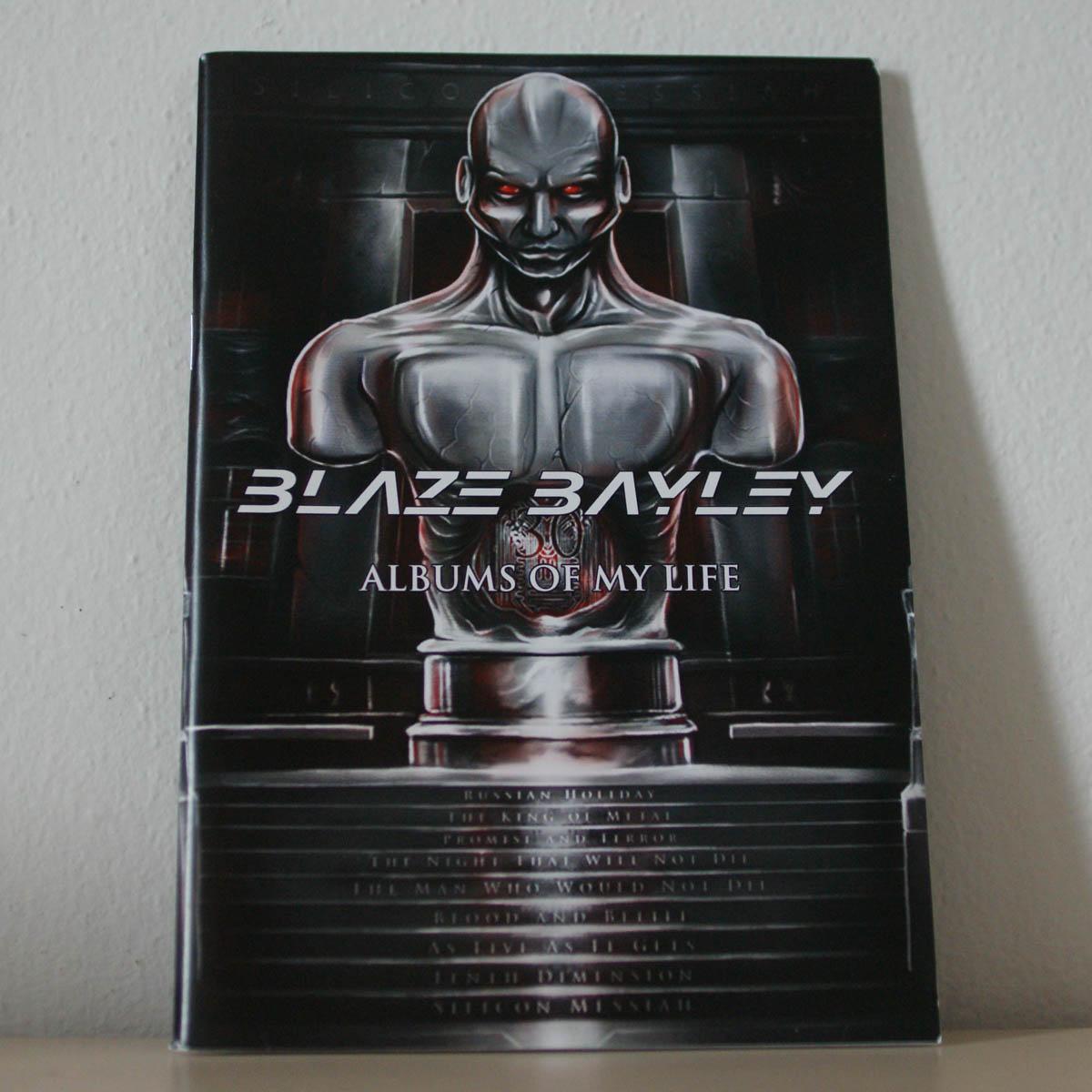 Blaze Bayley Albums of my