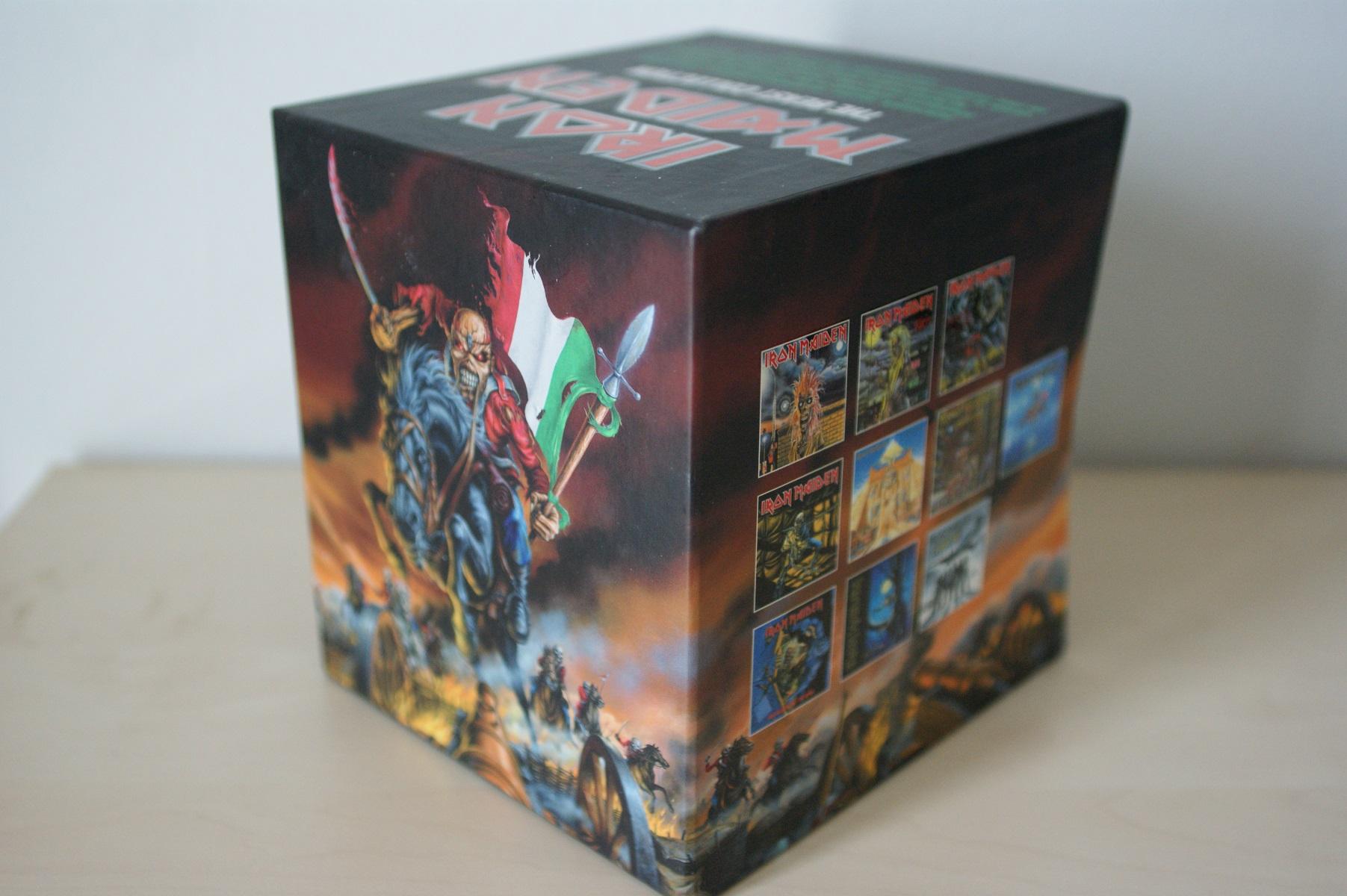 Iron Maiden The Beast Collection Box Set Iron Maiden