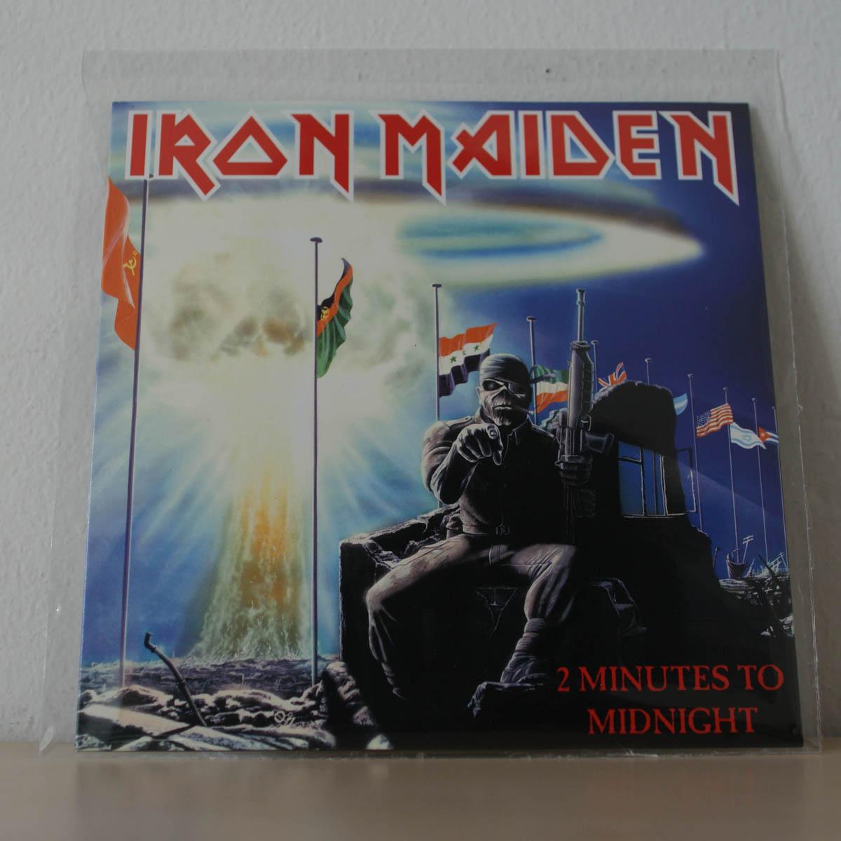 Iron Maiden 2 Minutes To Midnight Iron Maiden Collector