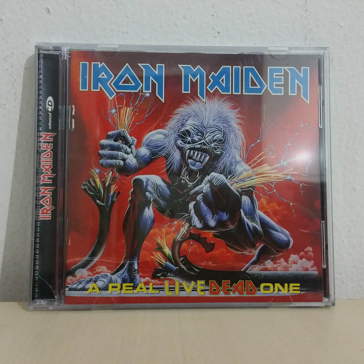 Iron Maiden - A Real Live Dead One - Iron Maiden Collector