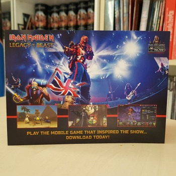 Iron Maiden Collector - World's largest Iron Maiden and family